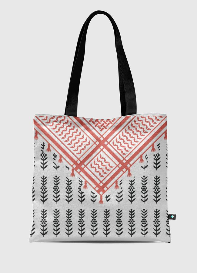Traditional Shemagh - Tote Bag