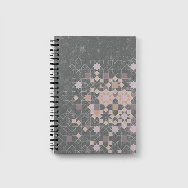 ISLAMIC PATTERNS REDEFINED - Notebook