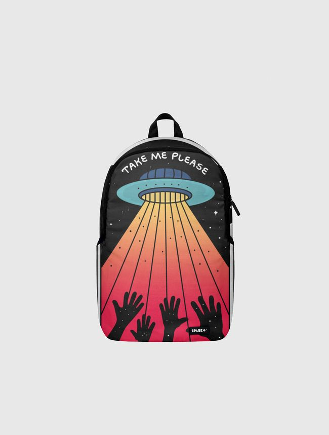 Take me Please - Spark Backpack