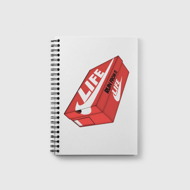 life just run from it - Notebook