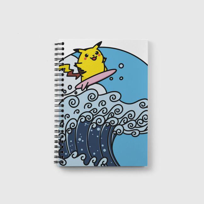The Great Electric Wave - Notebook