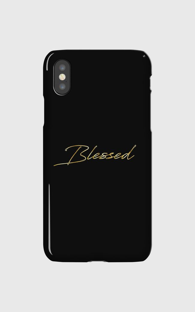 blessed  - iPhone