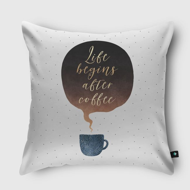 Life Begins After Coffee - undefined