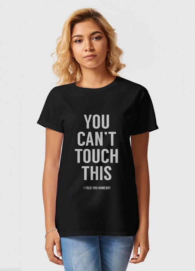 You can't touch this - undefined